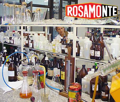 Laboratorium-ROSAMONTE