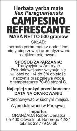 CAMPESINO_REFRESCANTE_na_paczke