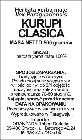 Kurupi_Clasica_na_paczke