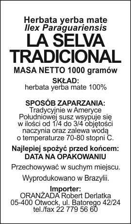 Selva_Tradicional_na_paczke