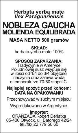 Nobleza_Gaucha_Molienda_Equilibrada_na_paczke