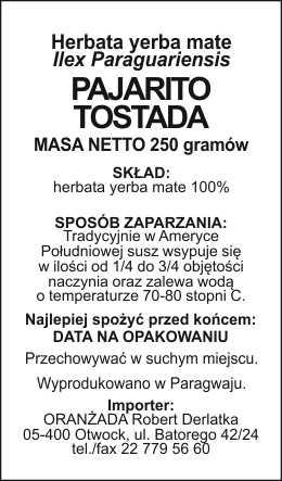 PAJARITO_Tostada
