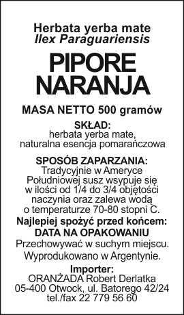 Pipore_Naranja_na_paczke