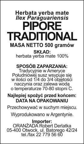 Pipore_Traditional_na_paczke