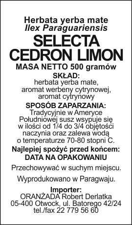 Selecta_Cedron_Limon_na_paczke