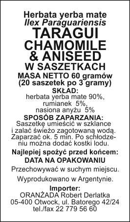 TARAGUI_CHAMOMILE_ANISEED_szaszetki_na_paczke