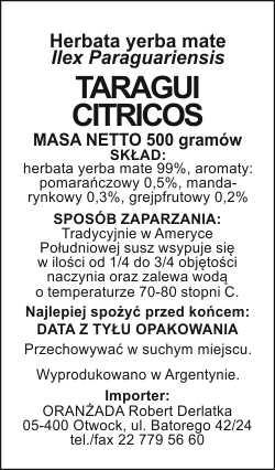 TARAGUI_CITRICOS_na_paczke