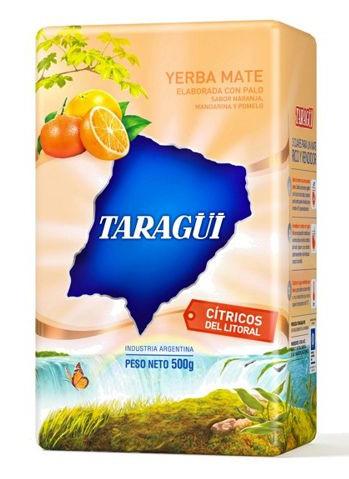 Yerba Mate Taragui_Citricos_Naranja_Mandarina_y_Pomelo