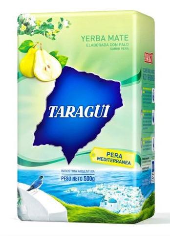 Yerba Mate Taragui_Pera_Mediterranea_Gruszkowa